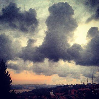 Iftar manzarası. Beykoz Bagustu