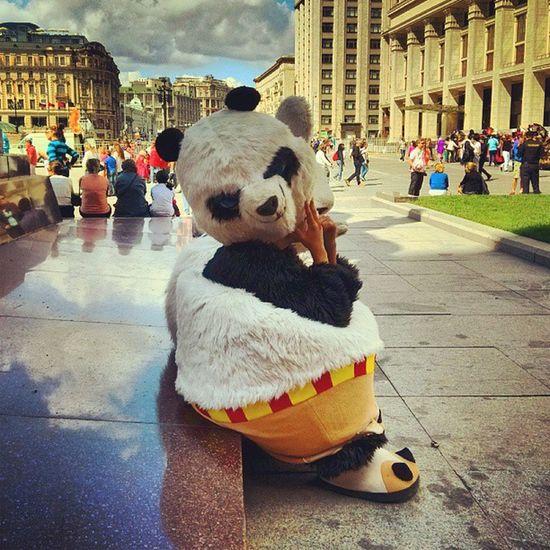 злая Panda