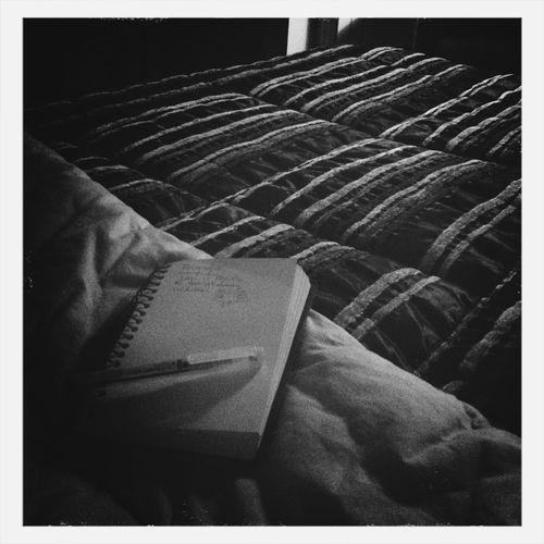 Influenza: casa, letto e taccuino