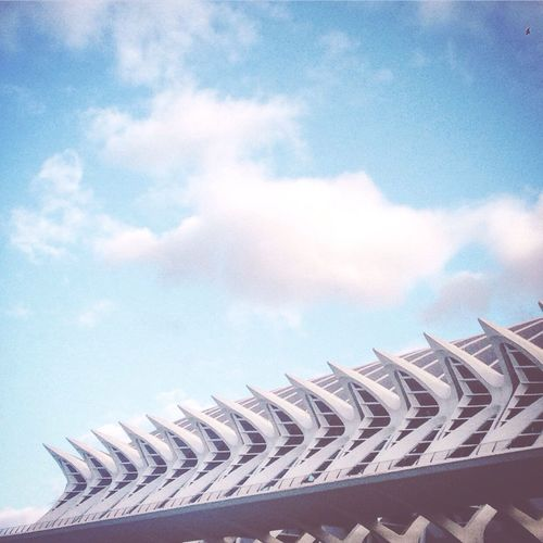 Pastel Power City of Angels. Hello World Valencia, Spain EyeEm Best Shots Check This Out Natural Light Architecture_collection Pattern Architecture Eyemphotography Calatravatelaclava Beautiful Organized