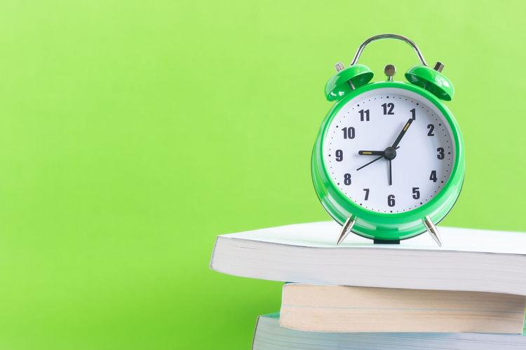 The green alarm