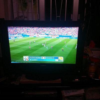 從此,多了一個看ViuTV的理由 Hkig 2016 Viutv LaLiga Athleticomadrid Malaga Football 西甲 馬體會 馬拉加