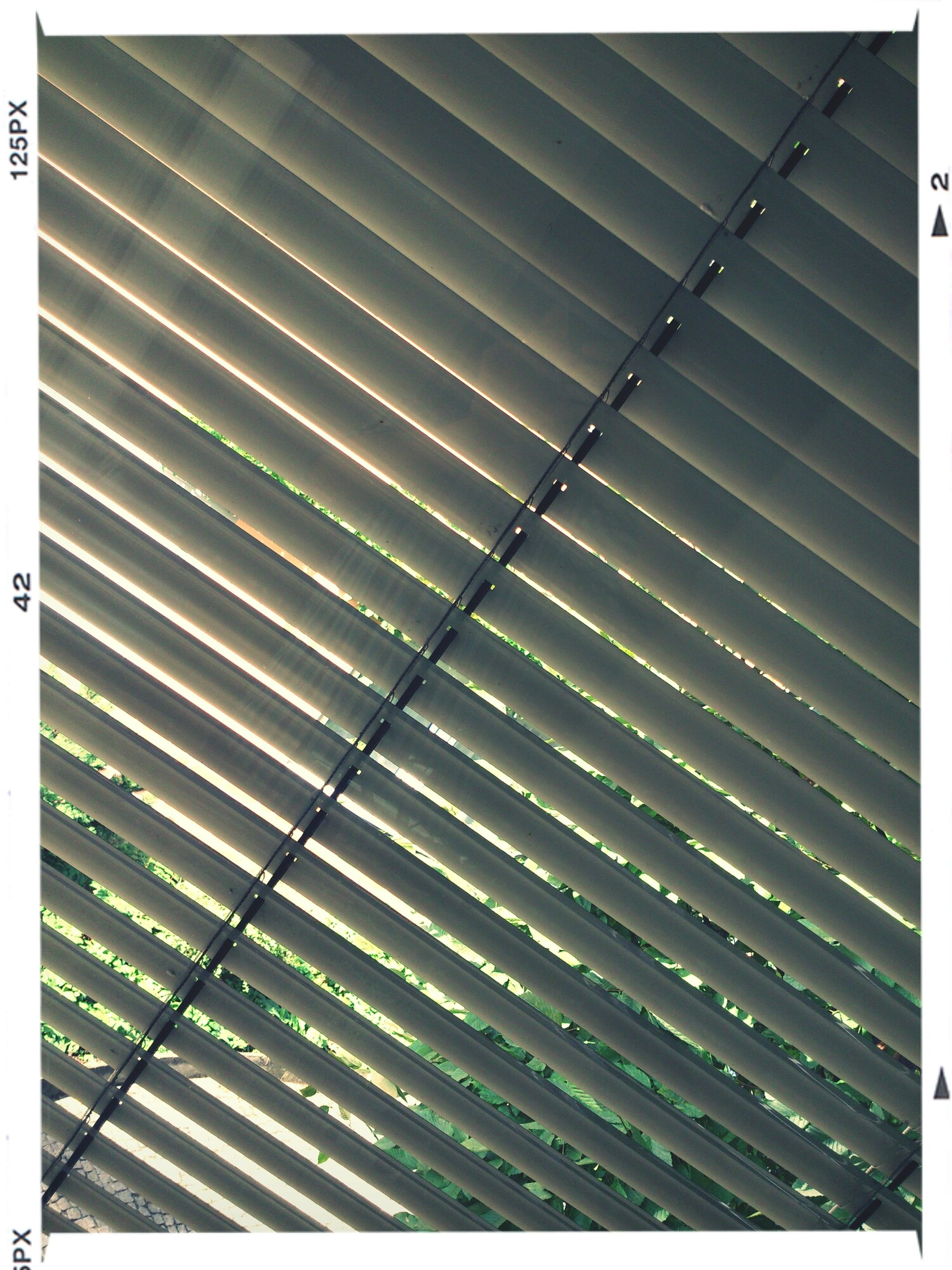 transfer print, auto post production filter, pattern, full frame, backgrounds, metal, close-up, protection, no people, outdoors, railing, textured, fence, day, design, sunlight, high angle view, safety, built structure