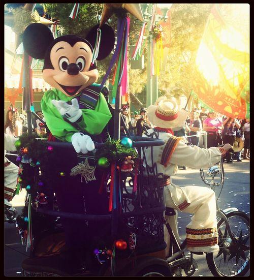 Viva Navidad Mickey Mouse Dia De Reyesdia