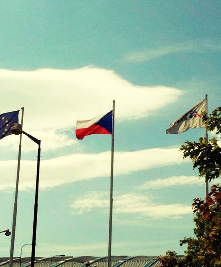 Flag Prague