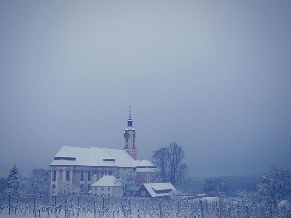 Wintereinbruch am Bodensee