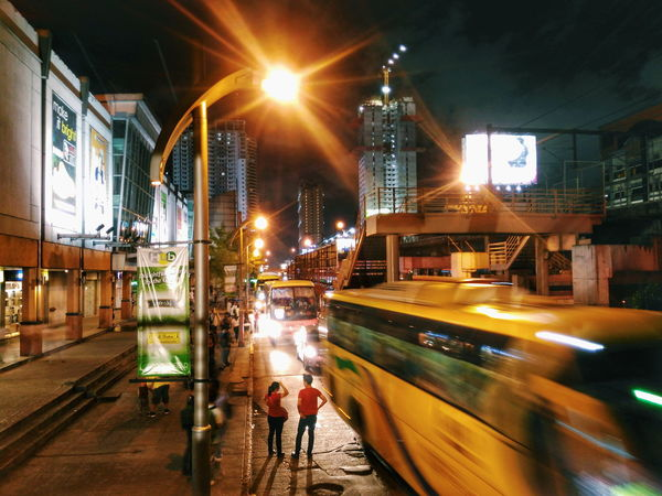 Feel The Journey Capture The Moment EyeEm Envision The Future Street Night Eyeem Philippines Street In Color Street Photography Street Night View On The Way