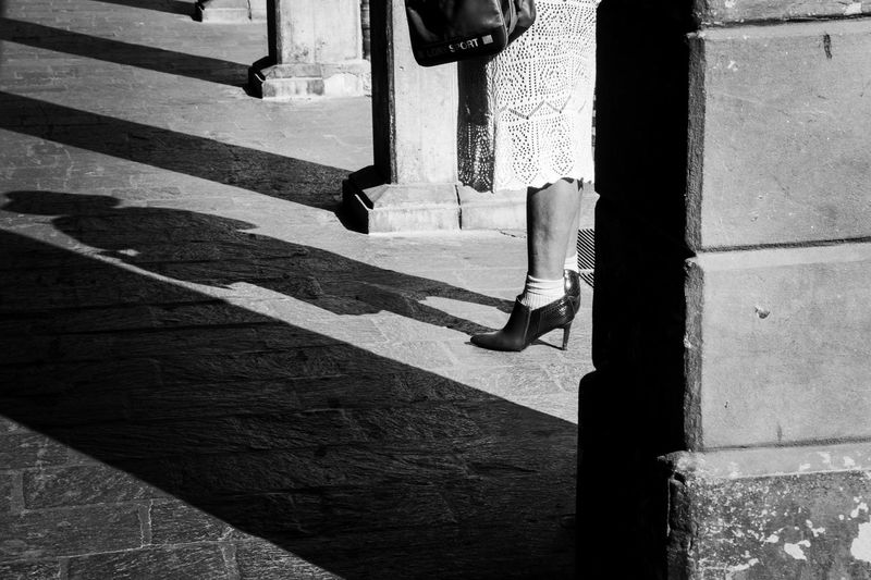 Art is Everywhere ArtWork Architecture Shadow Low Section Real People Shadow Sunlight Human Body Part Body Part Architecture Walking One Person Lifestyles Human Leg City Built Structure Street Outdoors Shoe 17.62° Streetwise Photography