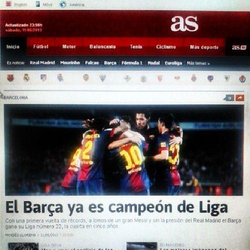 Orgullobarça As Campeones LigaBBVA