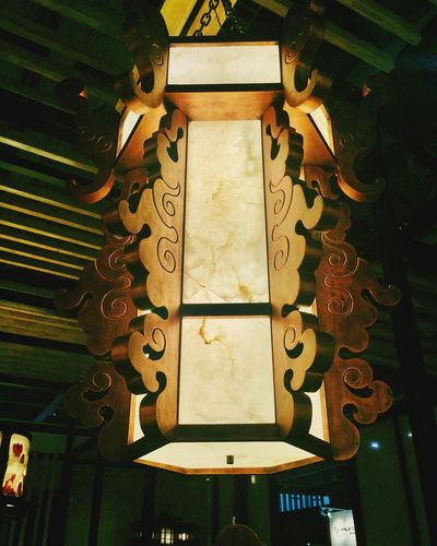 Lighthouse Chinese Culture Chinese Art Chinese Style Wooden Light Wooden Art