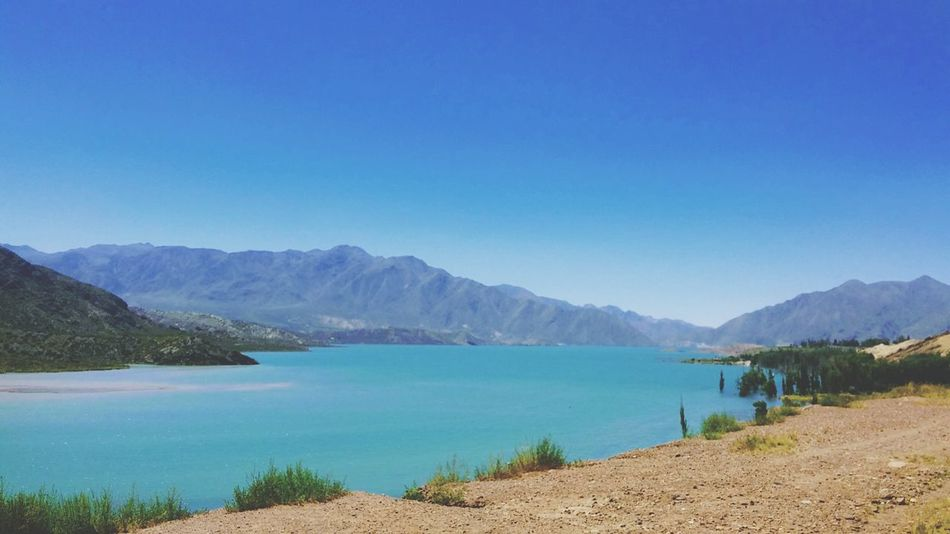Mendoza Mountain Lake Nature Water Blue Scenics No People The Natural World Beauty In Nature Potrerillos Argentina Potrerillos Hermoso Paisaje Hermosodia Hermoso Lugar Post Postcode Postcards Postcard Paradise Paradise On Earth Earth Lago Argentina Relaxing Moments Escape