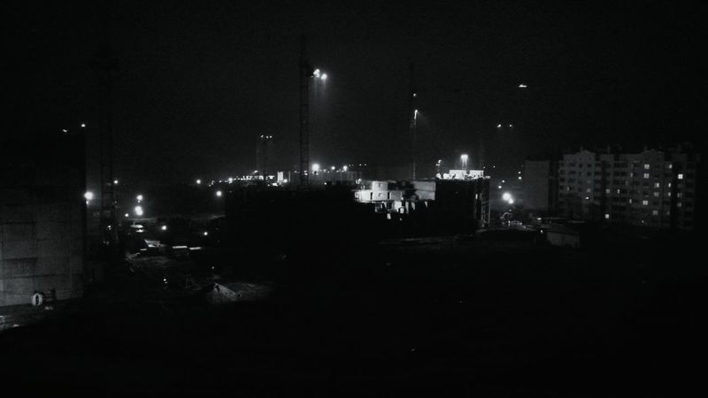 Nite Lights Building First Eyeem Photo
