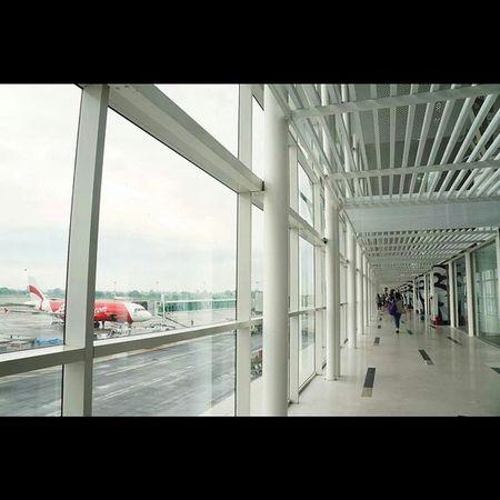 Leaving on the jet plane Airport Airplane Travel Kualanamu