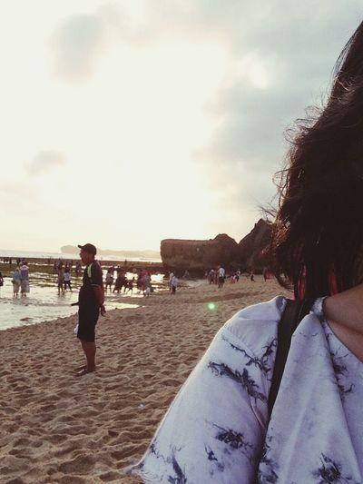 yes.ter.day Beach Sunset Yogyakarta EyeEm Indonesia