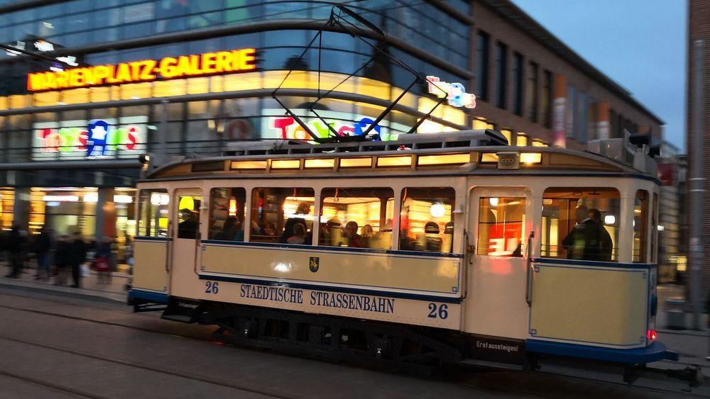 Huaweimate10pro Schwerin Mecklenburg-Vorpommern Marienplatz Schwerin Modern And Historical Contrasts Historical Tram Tram Rails Rails And Trains City Building Exterior Architecture Outdoors Adult Day People