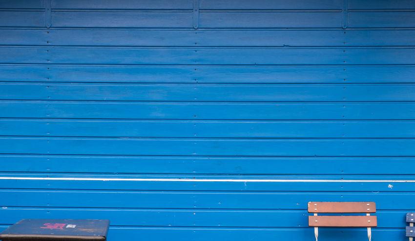 Bluemonday Minimalist Pattern, Texture, Shape And Form Backgrounds Blue Blue Monday Bluemonday Fujix_berlin Fujixe3 Fujixseries Full Frame Minimal Minimalism Minimalistic Minimalobsession No People Outdoors Pattern Patterns & Textures Ralfpollack_fotografie Textured  Wood - Material