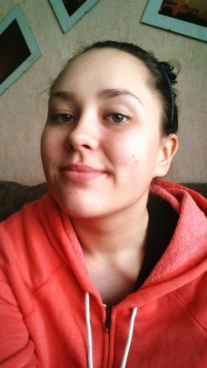 Girl Lazy At Home No Makeup That's Me