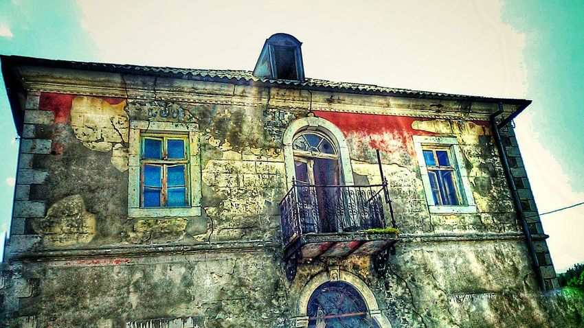 Old House Old Houses Montenegro Wildbeauty Life Day Details Color