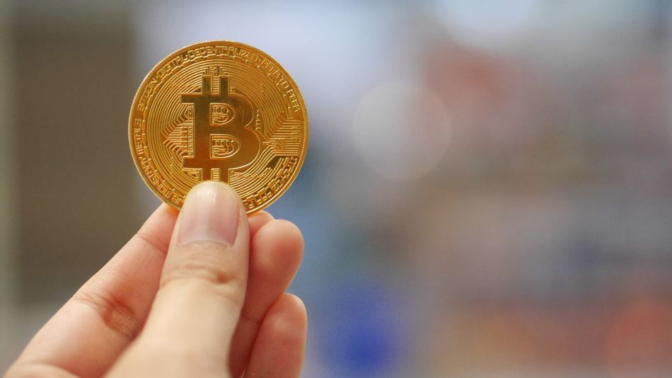 Cryptocurrency Crypto Digital Currency Payment Exchange EyeEm Selects Human Hand Human Body Part Holding Gold Colored Finance Coin People Outdoors Day Savings Real People Gold Close-up Focus On Foreground One Person Currency