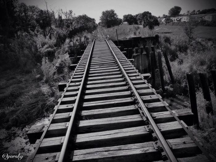 Monopix Railway