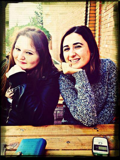 Waiting For The Exam Having Fun Hanging Out Izmir/ Bornova ???✏️?