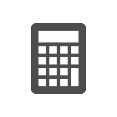 Calculator icon illustration finances, savings sign economy concept for graphic design, logo, web site, social media, mobile app, ui Calculator Business Finance Mathematics Accounting Electronic School Element Illustration Internet Concept Digital Math Economy Technology Computer Education Keyboard Office Money Graphic Interface Pictogram Investment Analysis