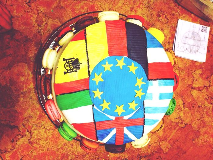Made by me Cake Europe Party Ilbossdelletortemimangiailmattacchio Macaroon