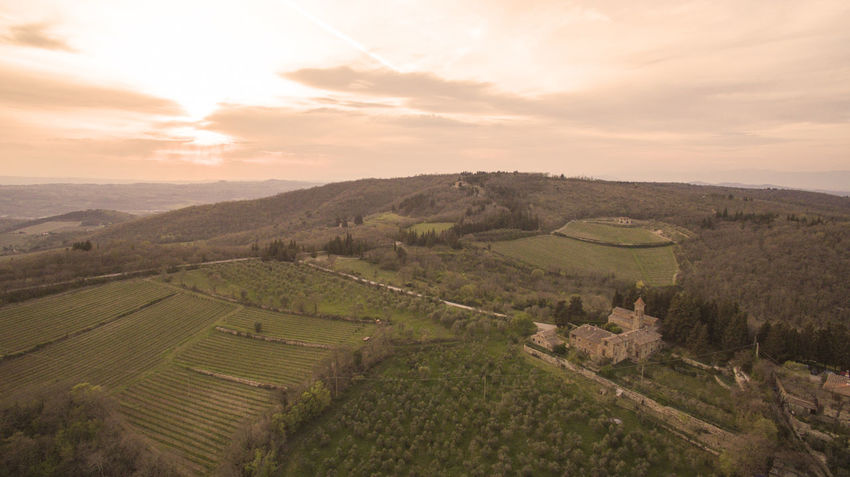 Drone  Beauty In Nature Cloud - Sky Drone Photography Environment Landscape Nature No People Outdoors Plant Scenics - Nature Sky Tranquil Scene Tranquility