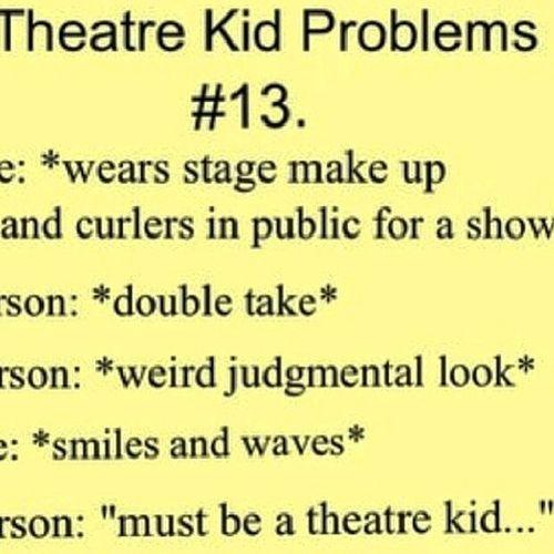Theatrekidprobs
