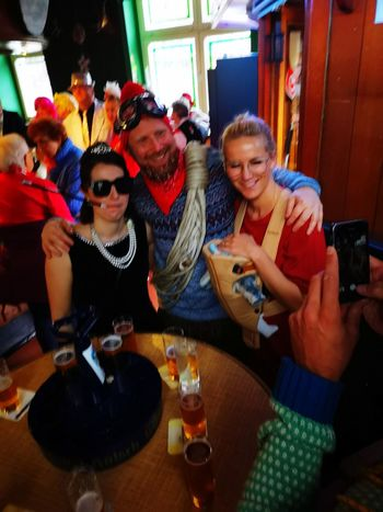 Having fun together... Alaaaaf Eyeem Best Of The Day Carneval Party 11.11.18 Carneval In Cologne Celebrating Carneval Happy Hour Friendship Young Women Togetherness Party - Social Event Guitar Sitting Alcohol Women Drink
