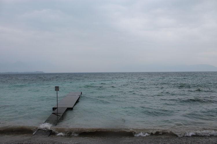 sad Sea Water