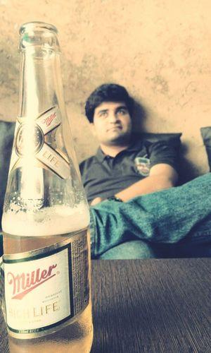 Cheers And Beers Millertime PeaceLoveRockandRoll Happy :) Ciggarette Daydreams