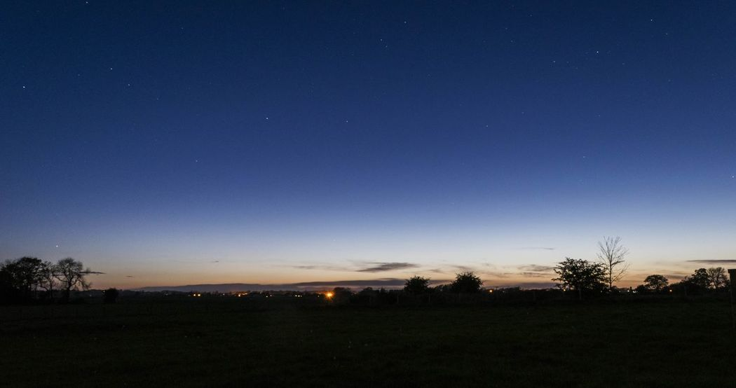Landscape Tranquil Scene Tranquility Outdoors Twilight Sky Eye4photography  EyeEm Gallery Landscape_Collection Scenics twilight sky over Bedale, North Yorkshire