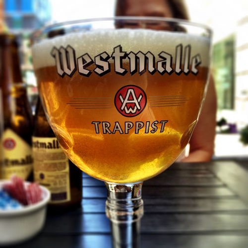 In My Mouth  In My Mouf Beer Drinking Beer Beerporn I ❤ Beer Trappist Beer Trappist Trappist Westmalle