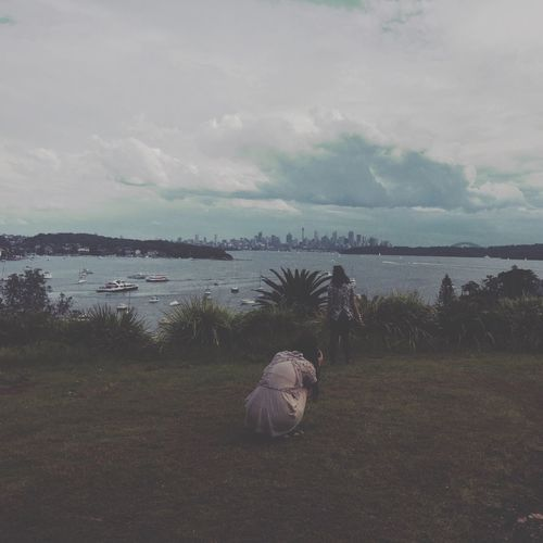 Island Behindthescenes Skyline