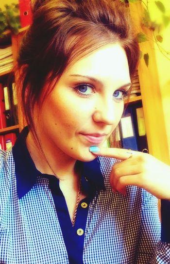 Self Portrait Selfie People Girl ПятНиЦа....не смотря ни на что))))