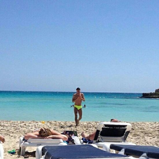 Ayianapa Nissi Beach Erasmus Larnaca Cyprus First Eyeem Photo