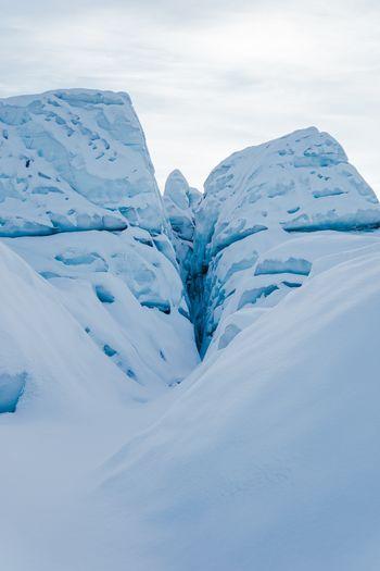 Ice bar temperature low