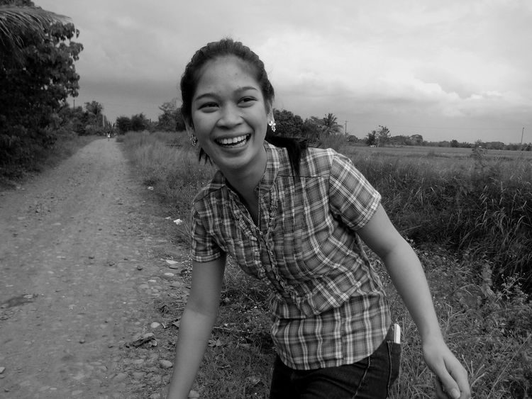 Eyeem Philippines Showcase: November Taking Photos Enjoying Life Check This Out Black And White Laughing Human Vs Nature Happiness Enjoying The View Picturing Individuality Girl Traveling Street Photography Province Self Portrait B&w Street Photography B&W Portrait My Best Photo 2015 People And Places