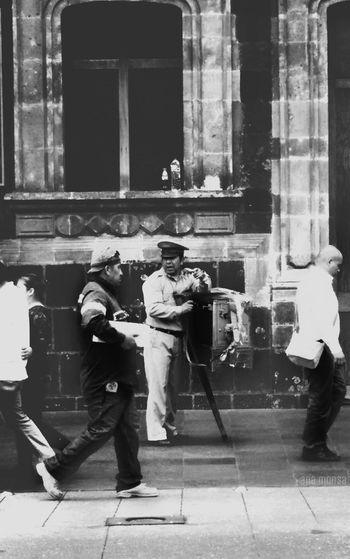 México Black & White Blanco & Negro  People Photography Street Edition
