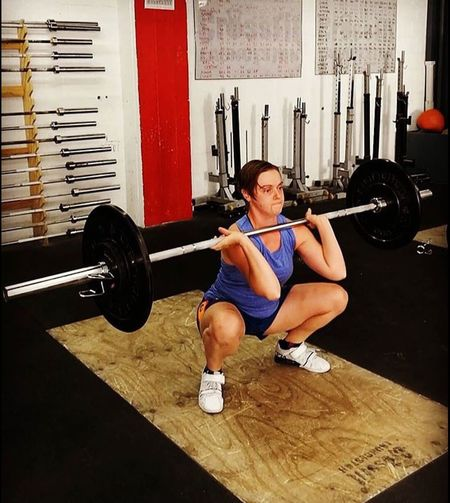 Womenwhoinspireyou Weightlifting Olympic Lifting  Crossfit Passion Healthy Lifestyle Smoke Free Natural Strength Work For Success Gym Living Free Mobility Learning Competition Traveling Hardwork Payoff Uni Life Friends