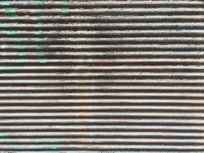 Metal Striped Pattern Backgrounds Abstract Full Frame Textured  Steel