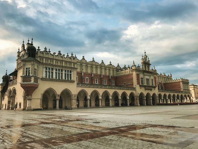 Krakow Rynek Główny Cracow Poland Main Square