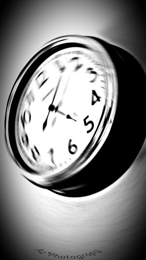 Horas volat (time flies) -Constantijn Huygens Hello World Time Waits For No One Black And White Photography