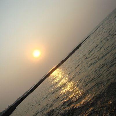 Mumbai 's Sunset Photography