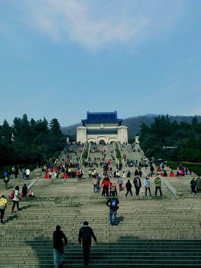 中山陵 南京 Nanjing
