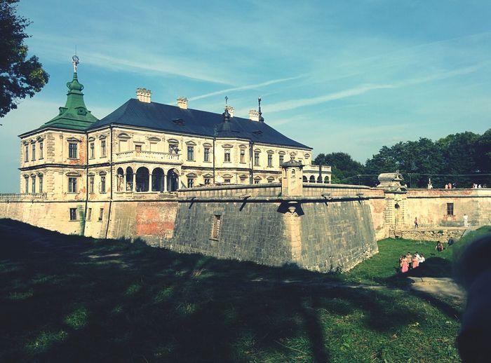 Pidgirtsi Castle Lviv