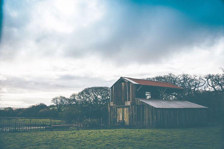 Barn Farm Farm Life Farm Land Farm Landscape Landscape Check This Out Sky Nancarrow Farm Nancarrow The Architect - 2016 EyeEm Awards