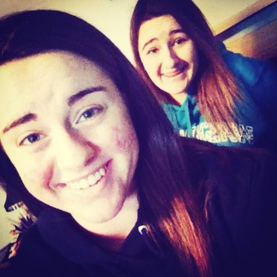 My Bestfriend In The World Right Here.