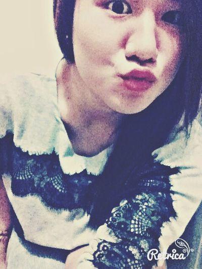 Kiss Selfie.